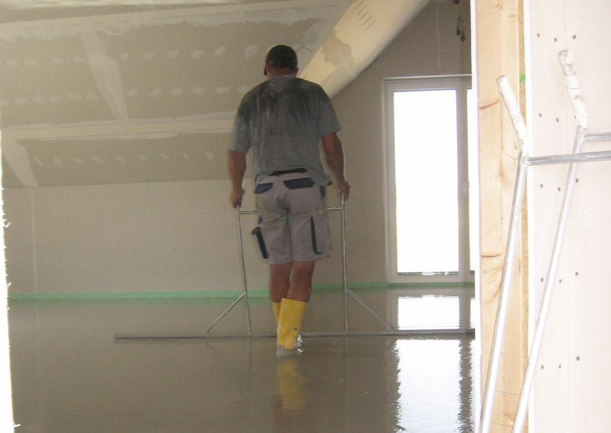 Estrich Bauunternehmen Maurer Stralsund Schlusselfertig Hausbau