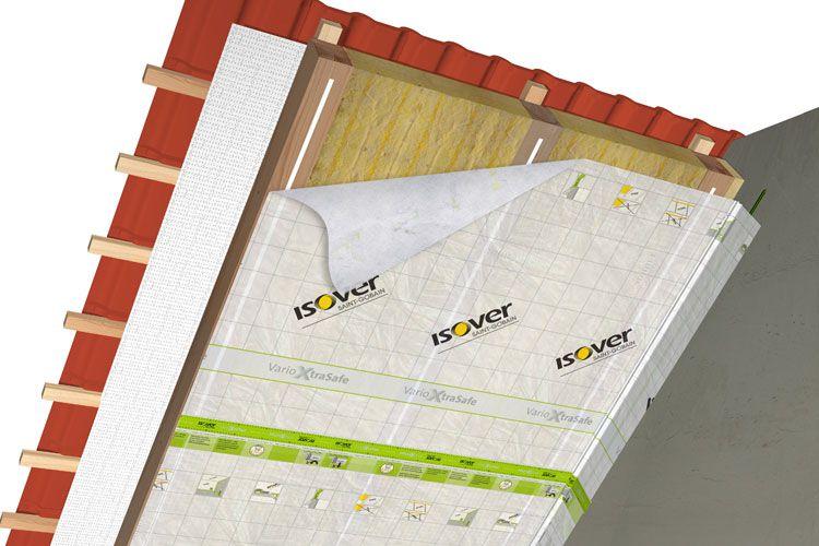 isover vario xtra klettsystem bauunternehmen maurer stralsund schl sselfertig hausbau. Black Bedroom Furniture Sets. Home Design Ideas